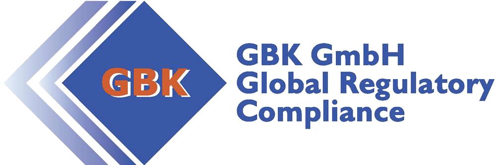 Logo von GBK GmbH Ingelheim